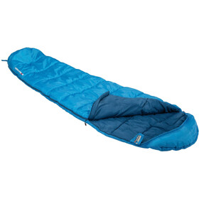 High Peak Trek 2 Sacco a pelo, blue/darkblue